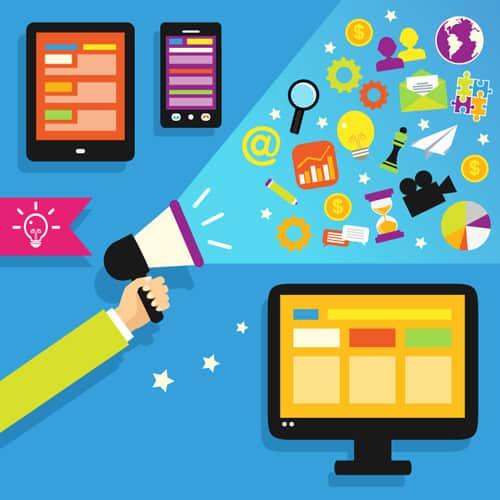 digital markedsføring, google ads, facebook ads